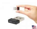 New Mini Realtek RTL8188CU USB 2.0/3.0 802.11n 150Mbps Wifi Wireless Network Adapter
